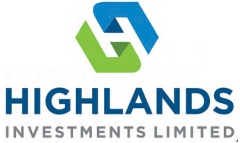 Highlands Investments Limited Logo With Name